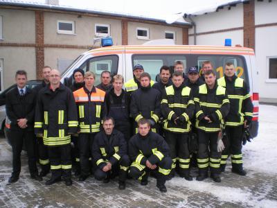 Fotoalbum Lehrgänge Kreisfeuerwehrschule 2010
