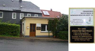 Fotoalbum Großbreitenbach