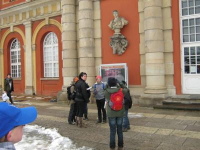 Fotoalbum Wandertag der 4. Klassen in Potsdam