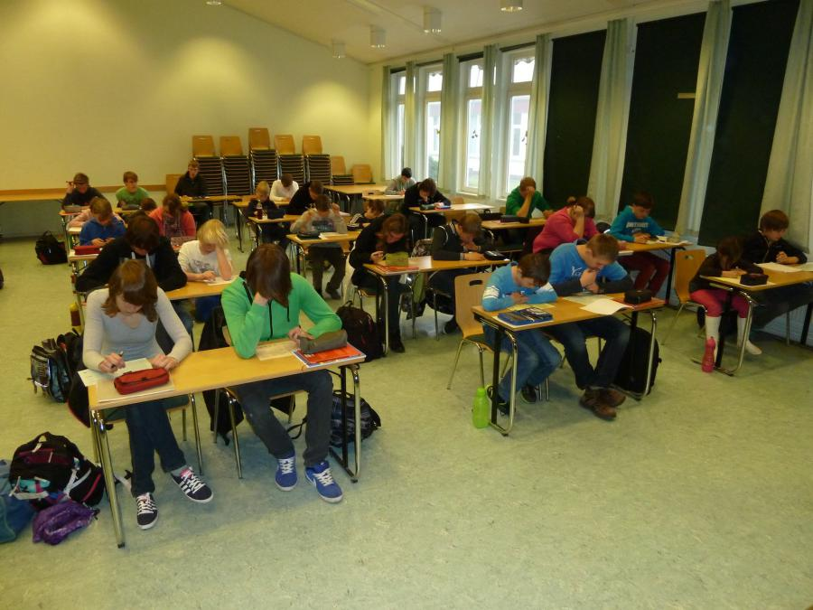 """Oberschule mit Grundschulteil Gl�wen - """"K�nguru"""" der Mathematik in ..."""
