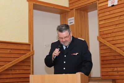 Fotoalbum Impressionen Jahreshauptversammlung der Freiwilligen Feuerwehr der Gemeinde Rhönblick