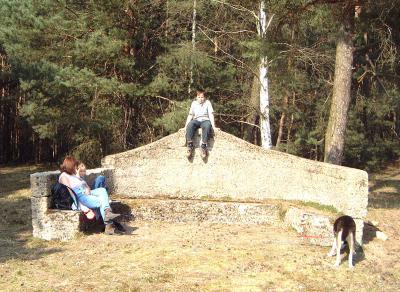 Fotoalbum Steinbank am Heideberg