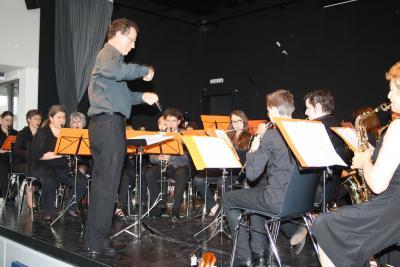 """Fotoalbum Infos und Fotos vom Konzert Blasorchester """"Eure Madrie, Seine"""" Normandie"""