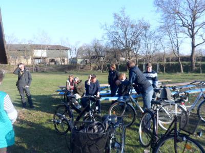 Fotoalbum Fahrradtour durch Rederstall