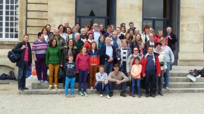 Fotoalbum Infos und Fotos der Bürgerreise nach Frankreich 09.-12.05.2013
