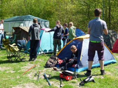 Fotoalbum Jugendcamp 2013