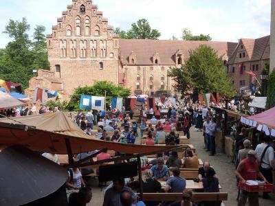 Fotoalbum Mittelalterspektakel auf der Plattenburg 2013