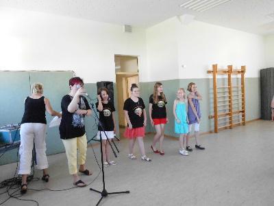 Foto des Albums: Abschluss Klasse 6   2013 (19.06.2013)