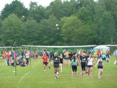 Fotoalbum Volleyball - Sonnenseespiele 2013