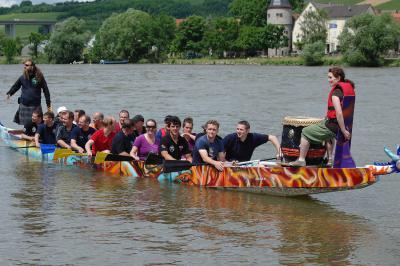 Fotoalbum Drachenbootrennen 2013