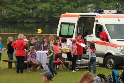Fotoalbum Gelungene Kindertagsfeier am Wolletzsee
