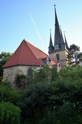 Fotoalbum Evangelische Gemeinde Großengottern