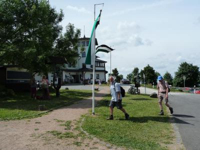 Fotoalbum Sommerbergfest auf dem Dolmar (739 m)