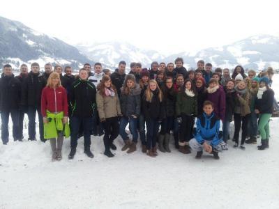 Fotoalbum Skilager 2013