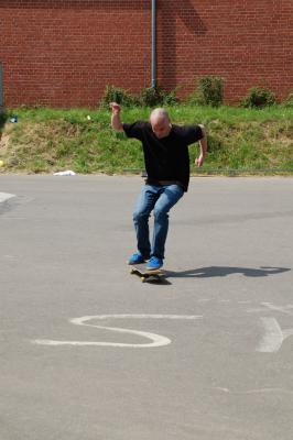 Fotoalbum Skatercontest 2013