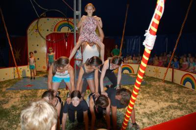 Fotoalbum Zirkus Regenbogen 2013