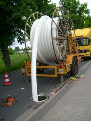 Fotoalbum Sanierung Schmutzwasserkanal