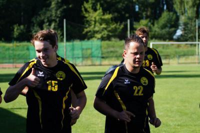 Fotoalbum Trainingslager Pardubice