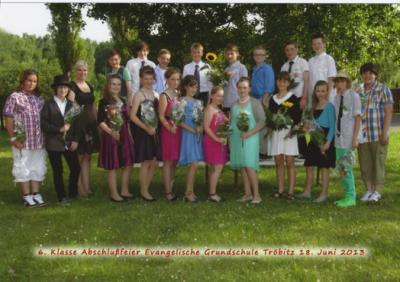 Fotoalbum Abschluss Klasse 6 2013