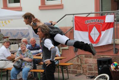 Fotoalbum Impressionen zum Crumstädter Dorffest 2013