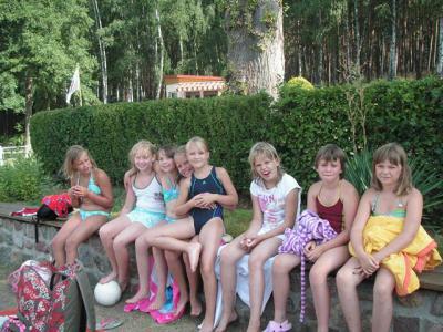 Fotoalbum Impressionen vom Schwimmlager der Klassen 4A und 4B (August 2013)