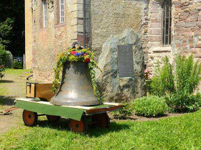 Fotoalbum Wiederkunft Glocke St. Annen Kirche
