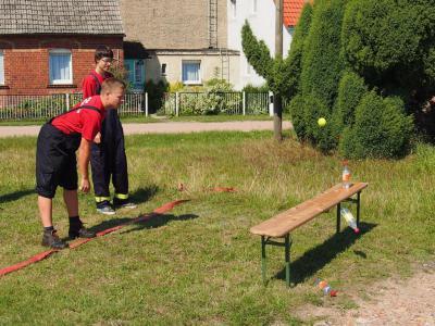 Fotoalbum Jugendfeuerwehrzeltlager des Amtes Niemegk