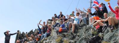 Fotoalbum Internationales Jugendcamp 2013