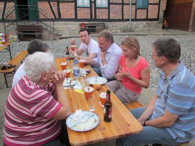Fotoalbum Sommerfest des Ummendorfer Bürgerforum e.V. 2013