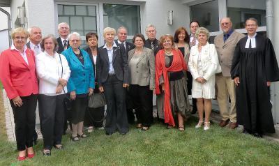 Fotoalbum Konfirmationsjubiläum Pegestorf
