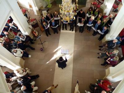 Fotoalbum Konzert Chor