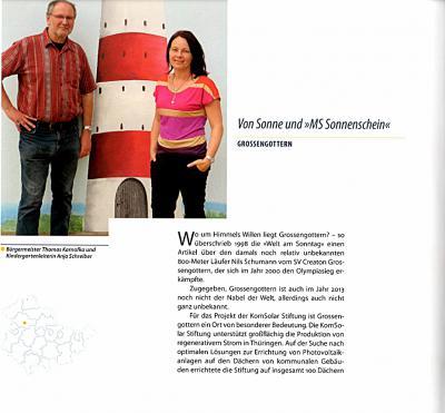 Fotoalbum 100 Orte Sonnenstrom