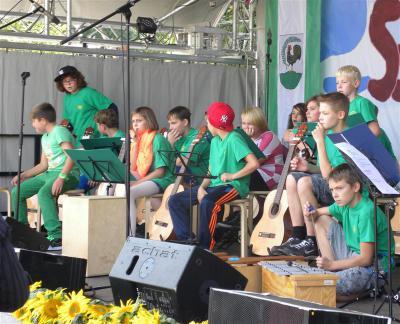 Fotoalbum 18. Sonnenblumenfest in Golzow