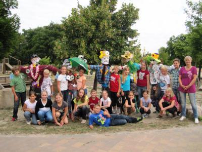 Fotoalbum Strohpuppenwettbewerb 2013