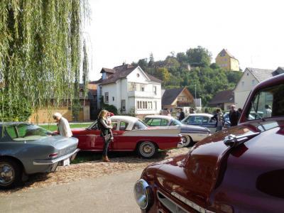 Fotoalbum Studebaker Club Switzerland im Tabakmuseum