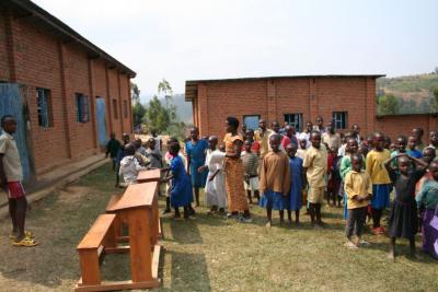 Fotoalbum Schule Muhororo