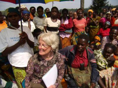 Fotoalbum Frauen-Kooperative Amizero und Abadateba