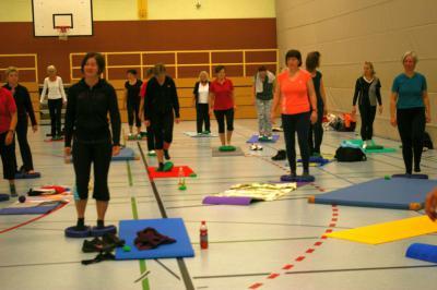 Fotoalbum Frauensporttag 2011