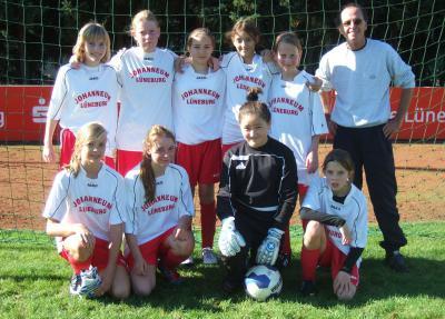 Fotoalbum Fußball: Jugend trainiert für Olympia (Kreisentscheid 2013)
