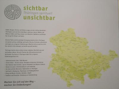 Fotoalbum Einweihung Informationszentrum Spiritueller Tourismus 3.7.2011