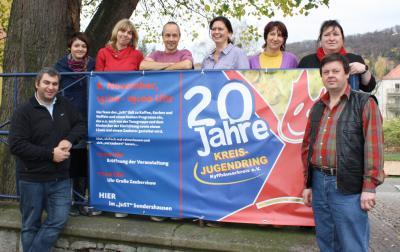 Fotoalbum 20 Jahre Kreisjugendring Kyffhäuserkreis e.V. - Geburtstagsfeier im JuST