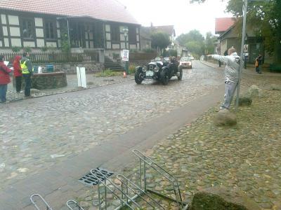 Fotoalbum Oldtimer-Rallye 6. Hamburg-Berlin-Klassik