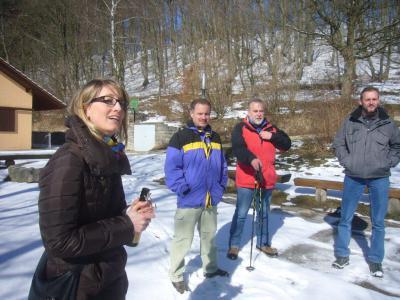Fotoalbum Ausflug nach Gruibingen Aktive Kapelle