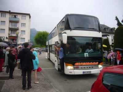 Fotoalbum Partnerschaftsausflug nach La Motte-Servolex über Himmelfahrt