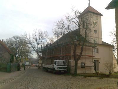 Fotoalbum Kirchenumbau
