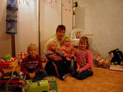 Foto des Albums: Sieben Jahre TickTack-Kindertagesbetreuung in Schipkau (03.12.2013)