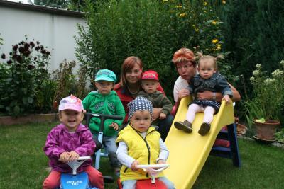 Fotoalbum Sieben Jahre TickTack-Kindertagesbetreuung in Schipkau