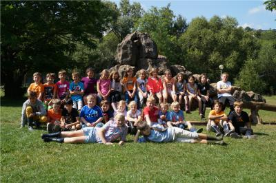 Fotoalbum Klassenfahrt 4. Schuljahr 2013