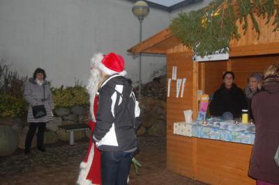 Fotoalbum Unser Verein bei Advent in den Höfen in Ribnitz, 14. Dez. 2013