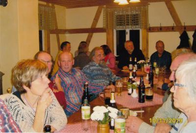 Fotoalbum Jahresabschluss 2013 der Vereinsmitglieder & Helfer